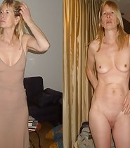 Dressed and Undressed