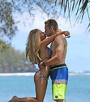 Heidi Montag in bikini