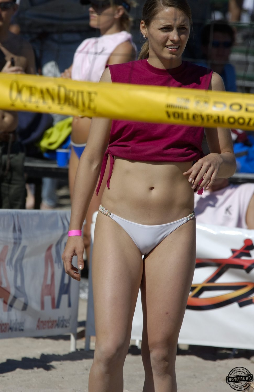 Hot hot amateur camel toe question You