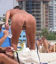 Nudist Beach Mix 1