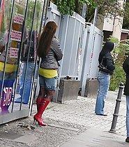 Hot Street Prostitutes
