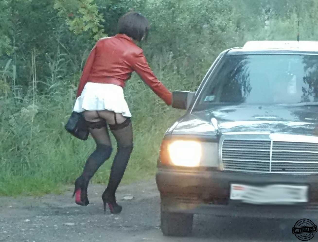 Работа проституток с дальнобойщиками 27 фотография