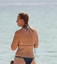 Hot girls in bikini