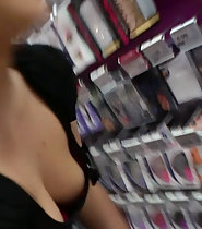 Hot Teen Downblouse