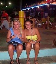 British Girls Upskirts