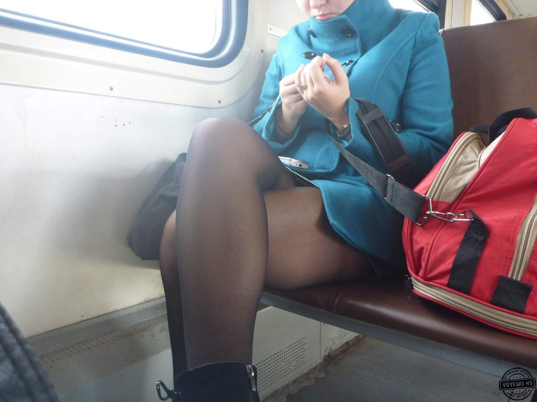 Pantyhose Voyeur