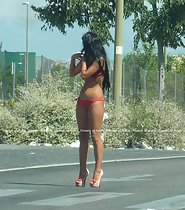 Sexy street hookers