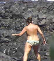 Beach Topless