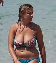 Brazilian cut sexy bikini