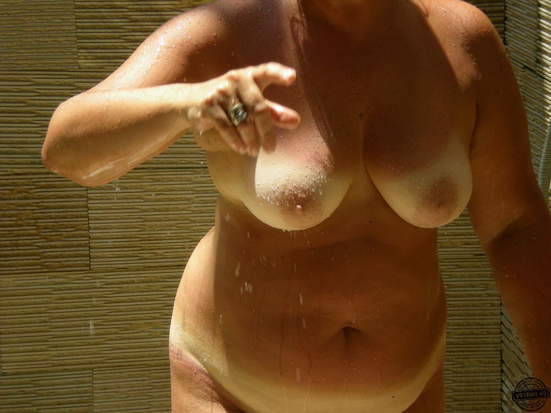 Spycam The Mother Of My Wife In Shower Voyeur Videos