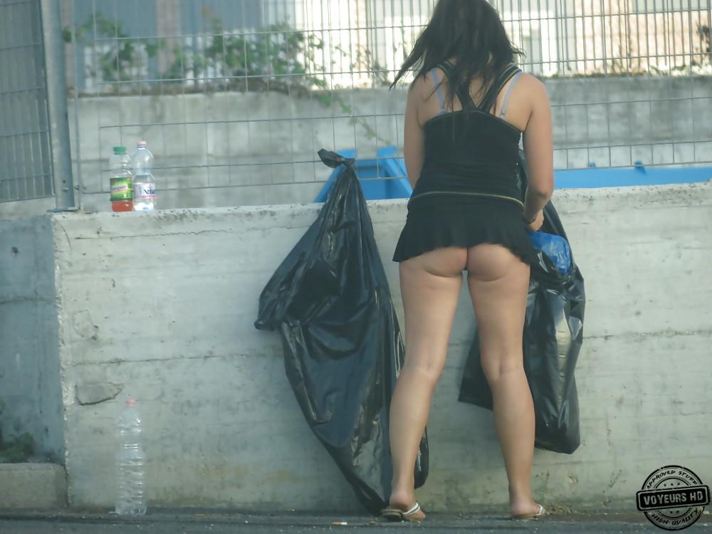 Voyeur prostitute