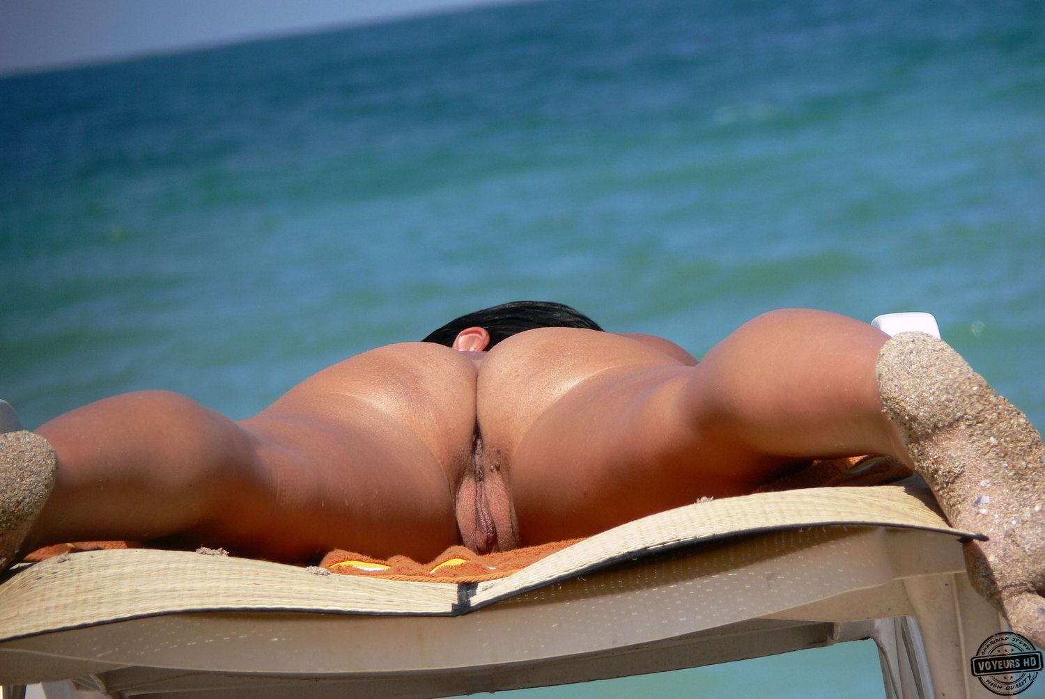 Nude beach voyeur tgp something is