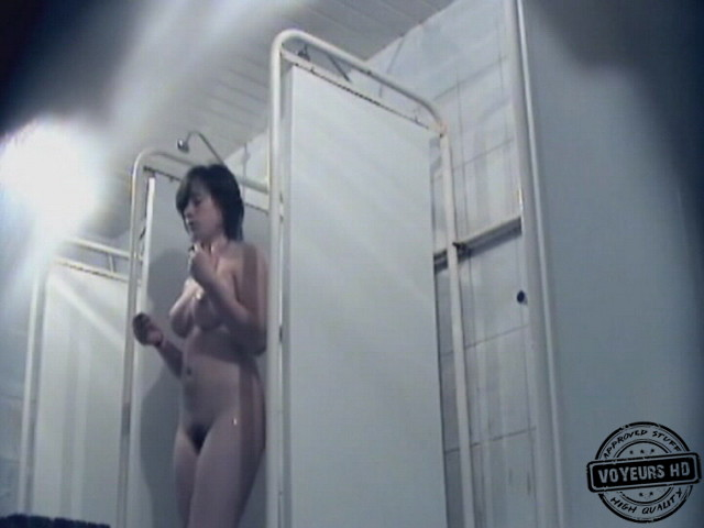 Public showers porn