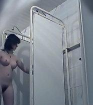 Peek-public shower room