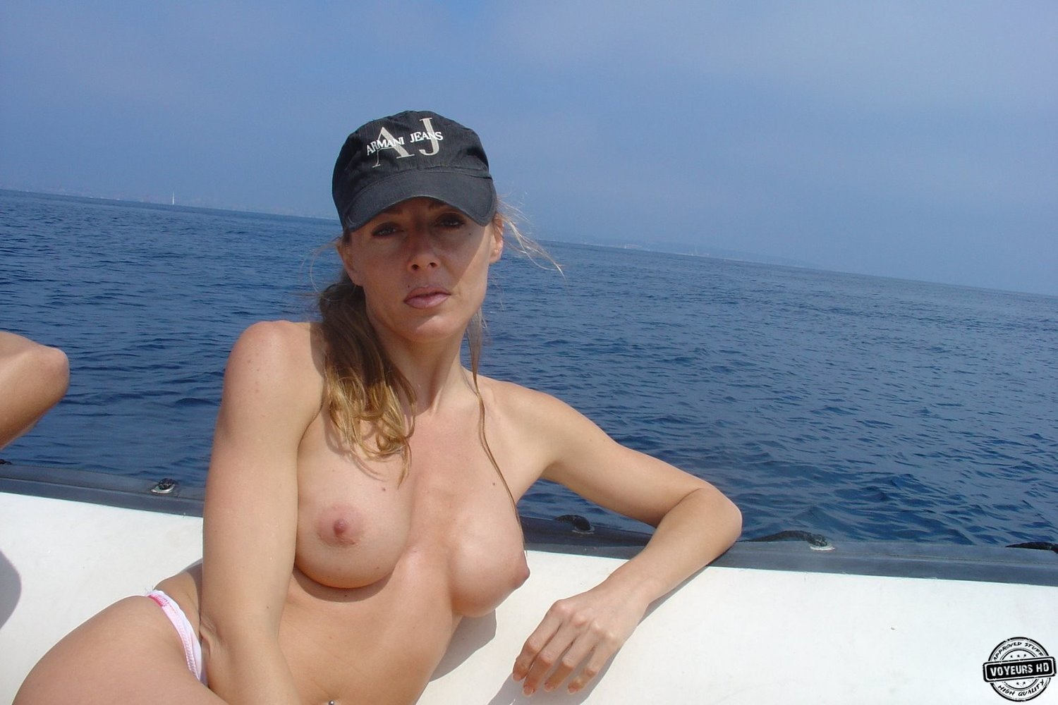 Milf on vacation