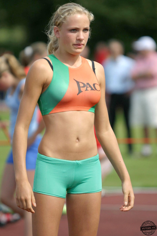 athletic school girl pussy
