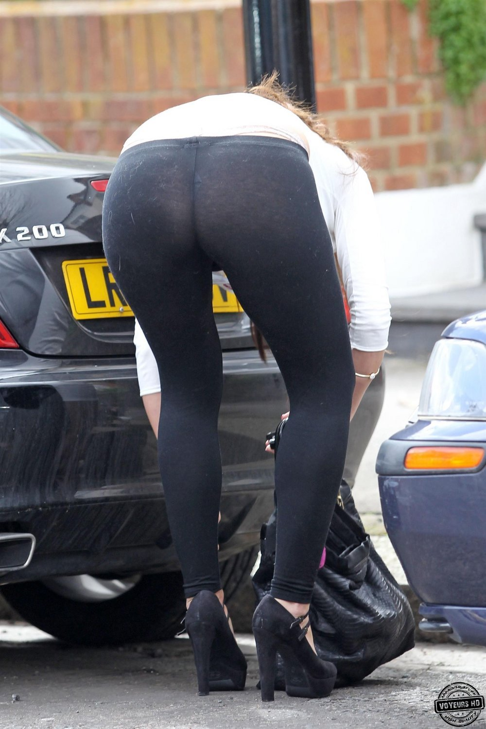Chav celeb chantelle houghton - 2 part 6