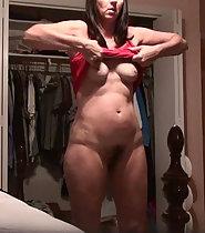 Stripping after a jog
