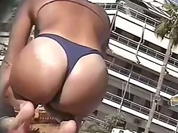 Gorgeus girl with an incredible ass