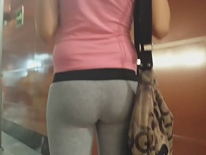 Juicy ass and sweet love handles