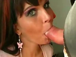 Story of a butt plug and anal sex