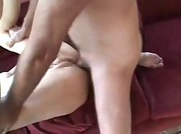 oldie gets her ass plowed