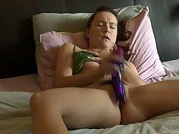Explosive orgasm