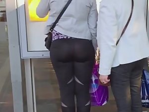 Tights show more than they hide