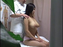 Spying a japanese massage