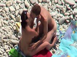 Little bit of sexy beach fun