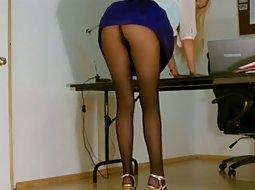 This is my secretary