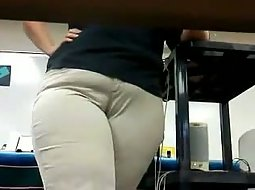My teacher's cameltoe