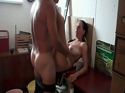 Sex at the workplace