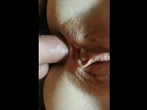 First anal sex with wife doesn't last for too long