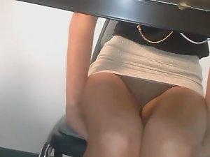Caught with panties around my cock it4reborn