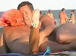 The best sneaky nudist video ever