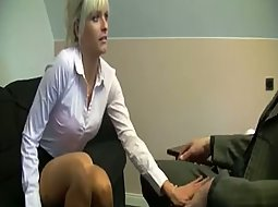 Wife pretends to be my secretary