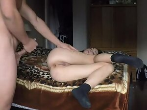 Hot fucking and troublesome anal sex