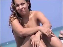 Aussie Beach Voyeur