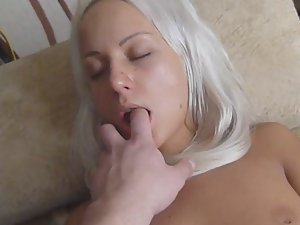 Lots of sex with horny housewife