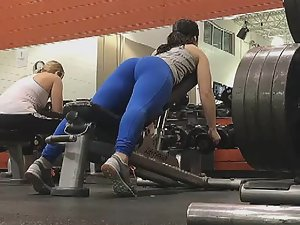 Hot girls from my gym