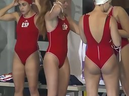 Hot waterpolo girls