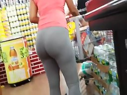 Now that is a big booty