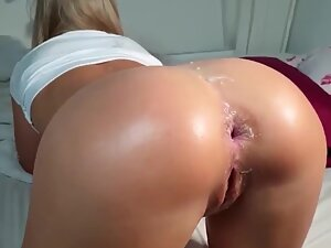 Fit ass is perfect for hot anal sex