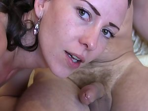 Milf's mouth is better than her pussy