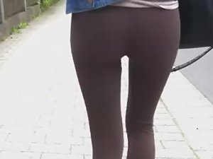 Long legs and tiny little ass