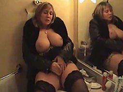 Wife got horny in bar