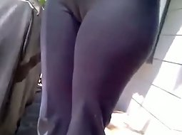 Crazy big cameltoe
