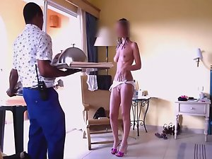 Mature helps her man jerk off r20 9