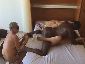 Cuckold films black guy fuck his wife